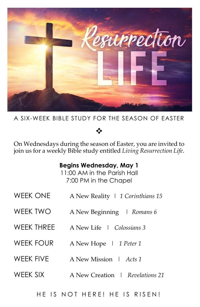 Resurrection Life Bible Study